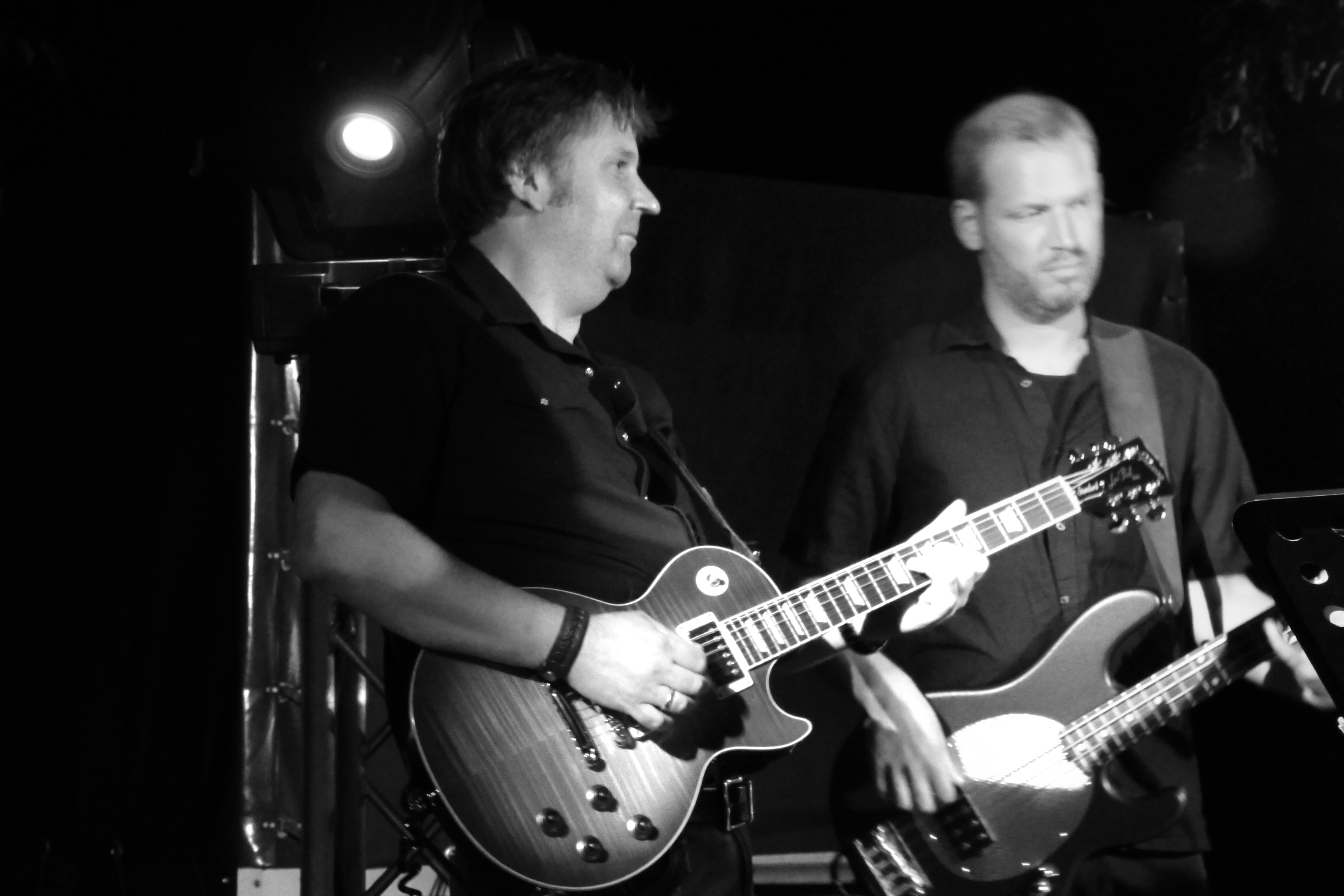 Blueshifters live am Longinusturm - Blues und Bluesrock im Münsterland