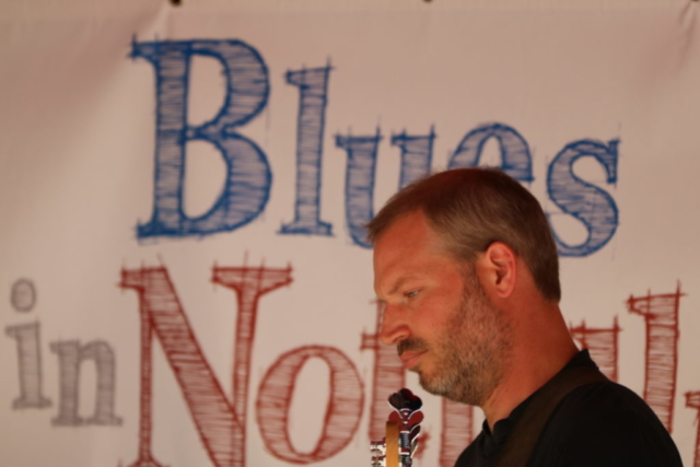 Blueshifters beim Blues Day in Nottuln